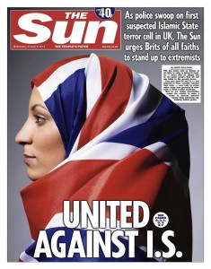 Sun IS front page