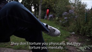 campsfield mental torture