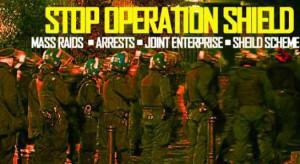 Stop Operation Shield
