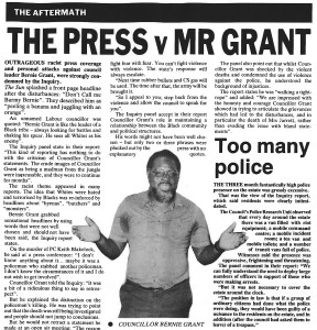 Broadwater Farm News (credit: IRR Black History Collection)