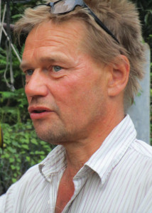 Volker Eick  an expert on private security companies (© Volker Eick)