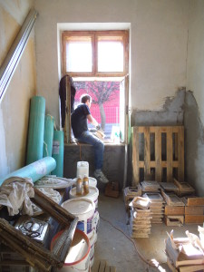 Supporting housing renovation