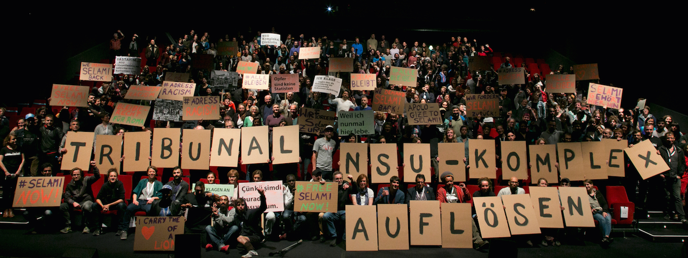 The People's Tribunal on the NSU case was held in Cologne between 17-21 May. (© Jasper Kettner)