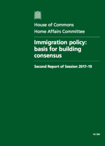 home-affairs-comm-report