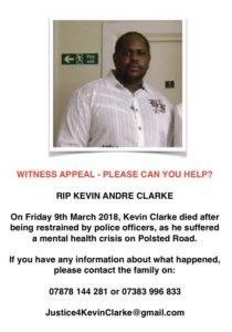 Witness appeal from Twitter