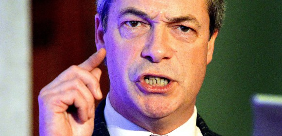 Farage complains about 'dirty' by-election