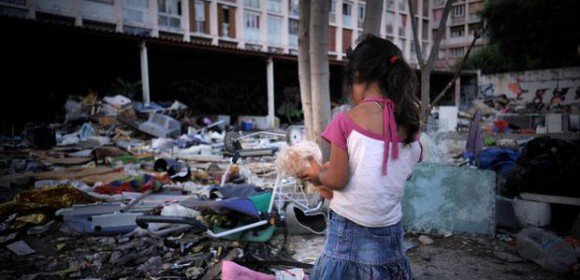 Roma forced eviction (1)