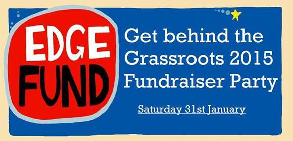 Edge Fund fundraiser