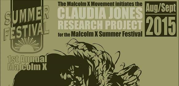 Claudia Jones research project