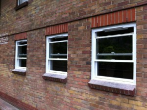 flats windows
