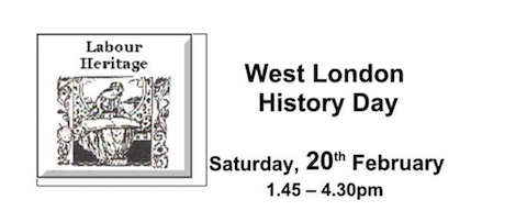 West Lodnon History Day
