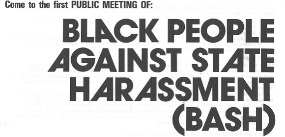 Black People Against State Harassment