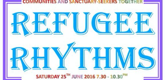 Refugee Rhythms small