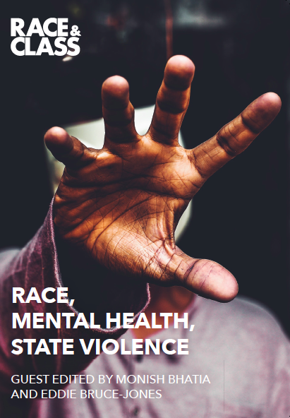 A special issue on race, mental health, state violence