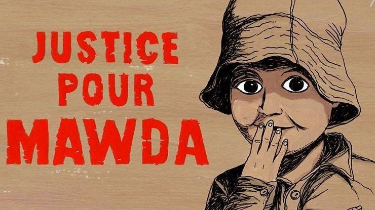 Image used by Comité Mawda - Justice et Vérité